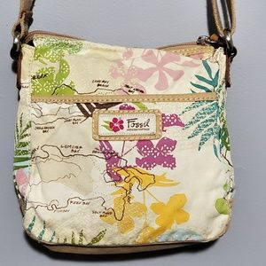 Fossil crossbody bags